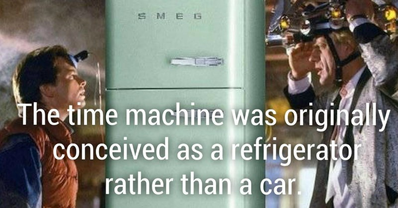 Facts From the Making of 'Back to the Future' That Will Take You Back