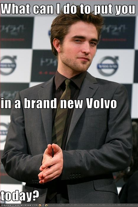 car salesman robert pattinson twilight - 2540925952