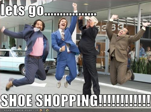 b2e956df0 lets go................. SHOE SHOPPING!!!!!!!!!!!! - Cheezburger ...