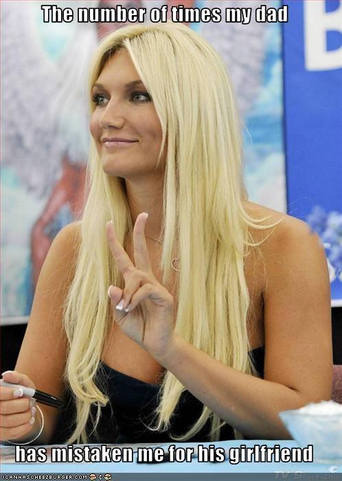 Brooke Hogan creepy dad girlfriend Hulk Hogan - 2545932544