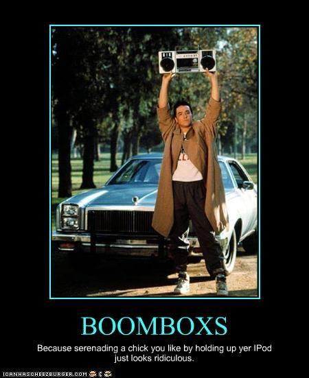 80s-movies classics ipod john cusack movies Say Anything - 2547867392