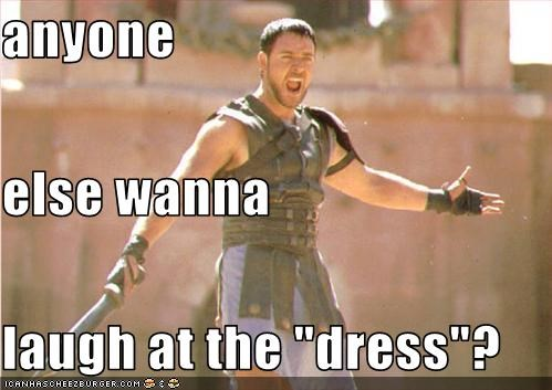 dress Gladiator laugh movies Russell Crowe - 2551579136