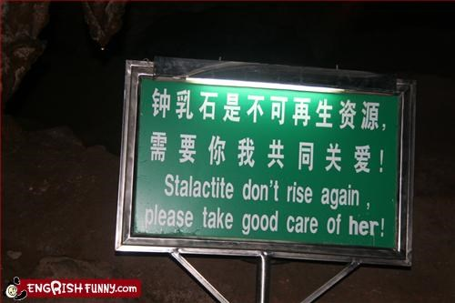 good,g rated,her,please,rise,signs,stalactite