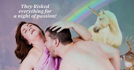 Funny list of romance novel reenactments from Cosmopolitan.com.