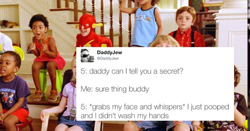 Tweets that prove kids can be ruthless, insult-slinging savages.
