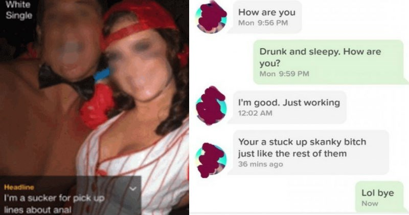 20 of the most brutal rejections people have ever suffered through while on the dating app, Tinder.