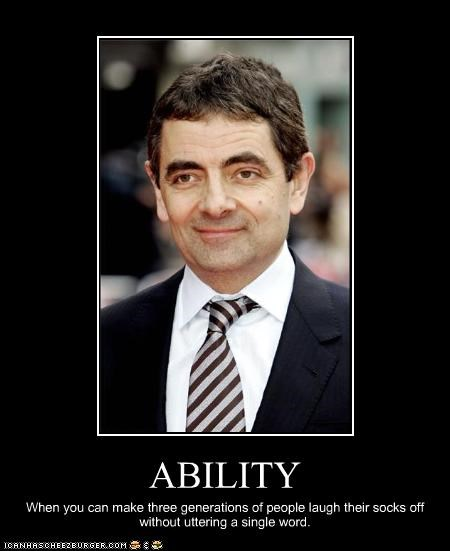 british comedy comedian mime mr-bean rowan atkinson talent - 2584965632