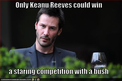 keanu reeves,movies,staring constest,vapid