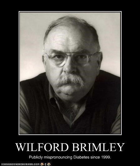 commercials diabetes mustache wilford brimley - 2591954944