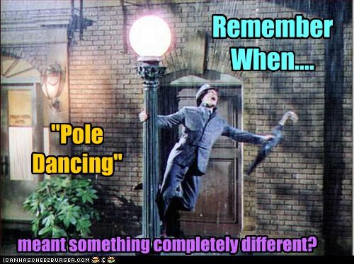 classic hollywood dancing gene kelly pole dancing - 2596349952