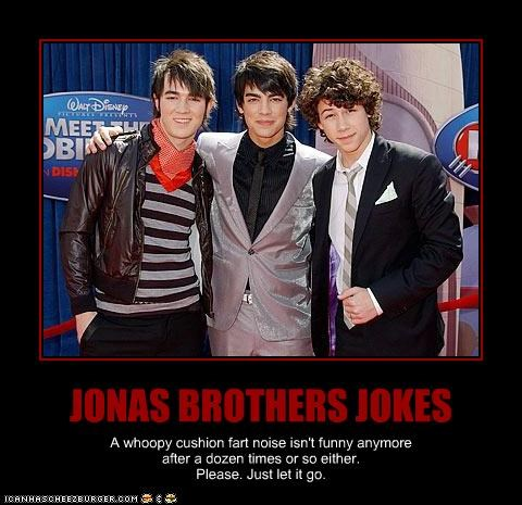 Jonas Brothers Jokes Cheezburger Funny Memes Funny Pictures
