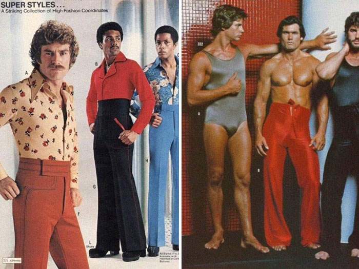 Seventies fashion disasters that will make you scratch your head