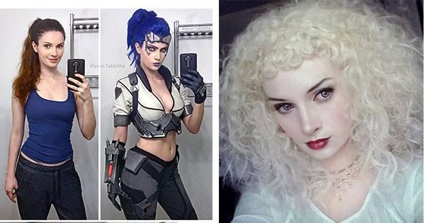 lista de cosplays Alyson Tabbitha