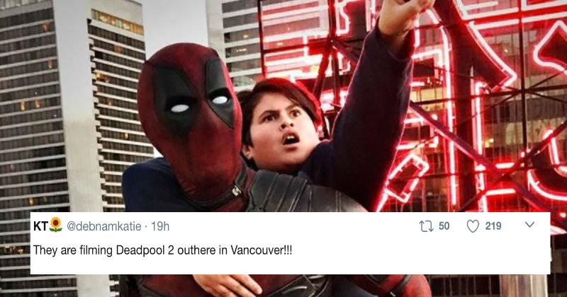 Vancouver reacts to the Deadpool sequel.