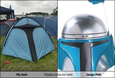 helmet star wars tent