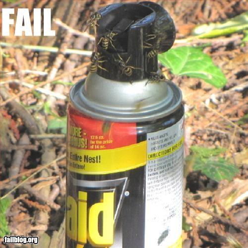bees bug spray can g rated raid wasps - 2620086528