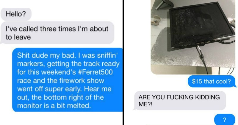 Craigslist Seller Hilariously Trolls the Ever-loving Hell Out of an Unsuspecting Buyer