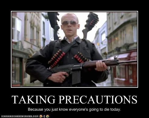 armed die guns movies Simon Pegg - 2620768512