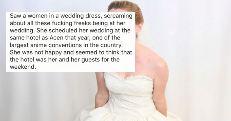 People share stories of their cringiest bridezilla moments.