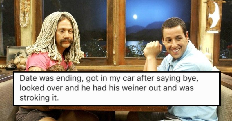 People Spill the Beans on the Weirdest and Most WTF First Dates They Ever Had