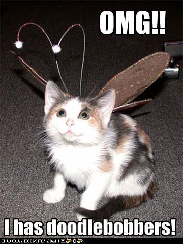 butterfly costume cute kitten omg - 2626810880