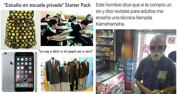 lista memes de mexicanos