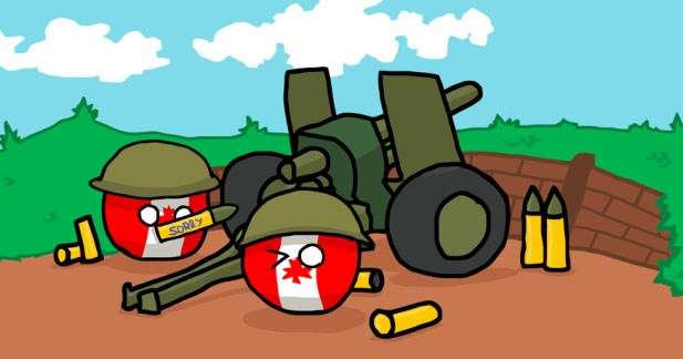 Collection of funny memes comics and posts about Canada in celebration of their 150th birthday, canada day.