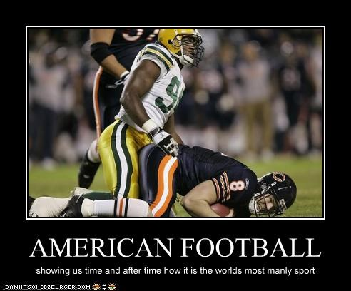 American Football Cheezburger Funny Memes Funny Pictures