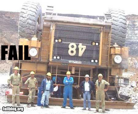 Mining fail you're doing it wrong.