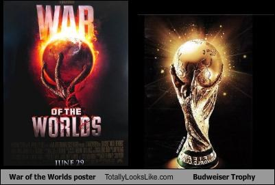 movies,poster,the world cup,trophy,war of the worlds