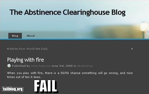 abstinence,blog,g rated,Statistics,website