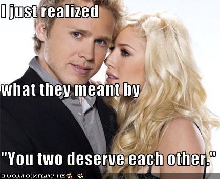 You Deserve Each Other Meme
