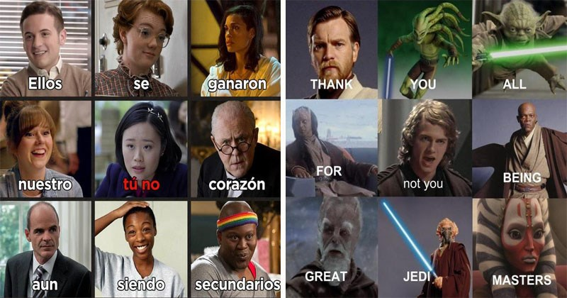 Collection of funny memes about Netflix original series, Star Wars, Nintendo, Sonic, politics, Kirby, pizza, toppings, parenting.