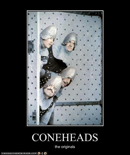 coneheads holy grail michael palin monty python neil innes terry gilliam Terry Jones - 2656890880