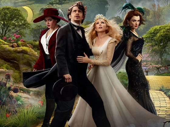 list rachel weisz James Franco oz the great and powerful - 26629