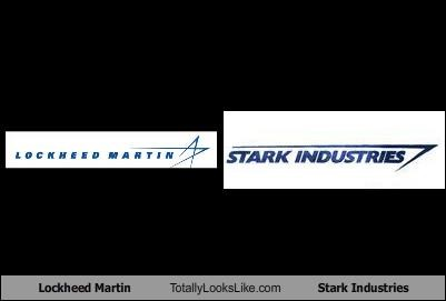 Stark industries logo lockheed martin
