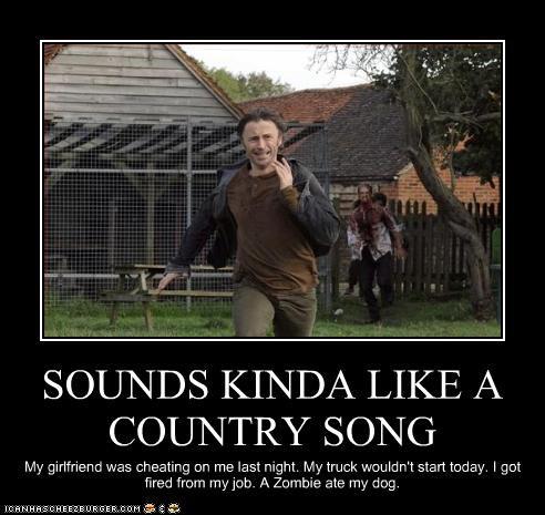 Sounds Kinda Like A Country Song Cheezburger Funny Memes