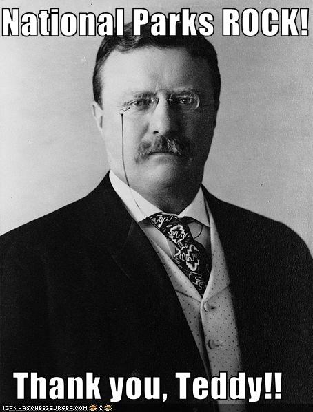 Historical national parks president Republicans Theodore Roosevelt - 2668365312