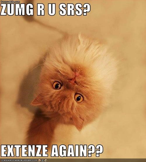 Zumg R U Srs Extenze Again Cheezburger Funny Memes Funny