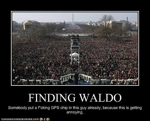 barack obama democrats Inauguration president US capitol building wheres waldo - 2673711360