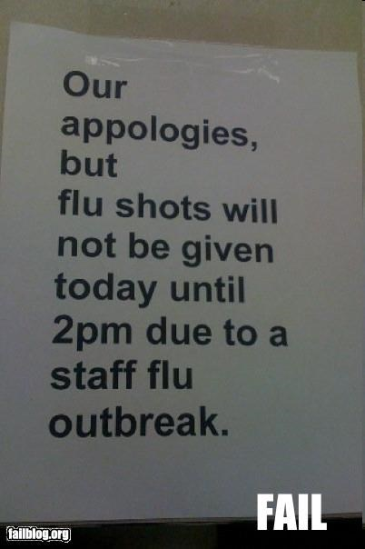 doctor flu shots g rated health innoculation sick - 2676836864
