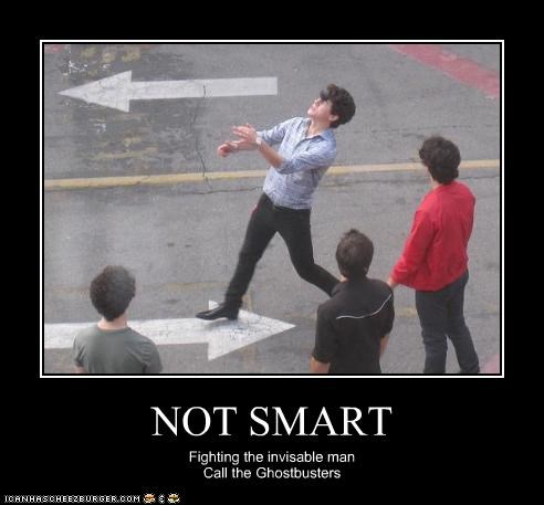 Not Smart Cheezburger Funny Memes Funny Pictures