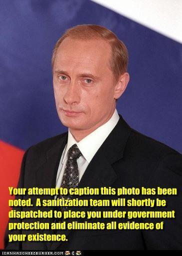 evil president prime minister russia Vladimir Putin vladurday - 2679458560