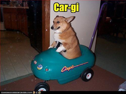 cars corgi driving toys - 2680384768