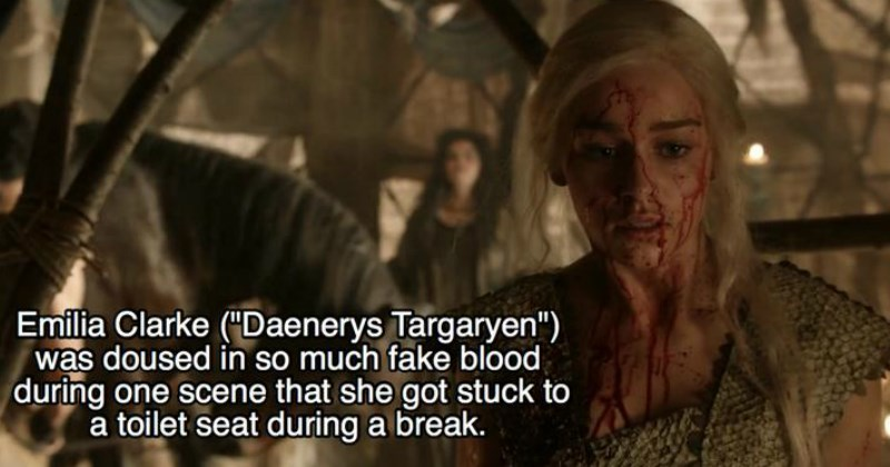 Game of Thrones fun facts