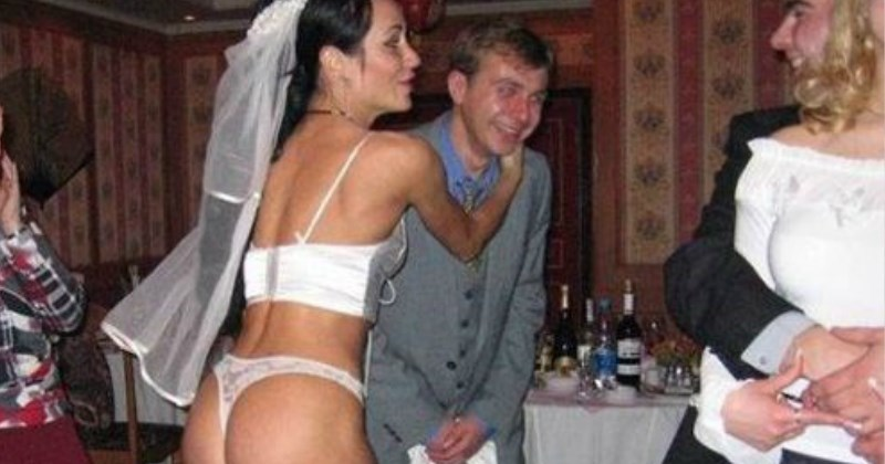 Insane Wedding FAILs That Are Hilariously Awful