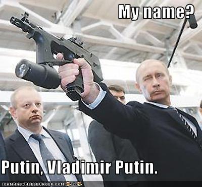 guns russia Vladimir Putin vladurday - 2685393152