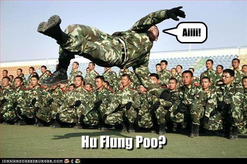 Hu Flung Poo? Aiiii!