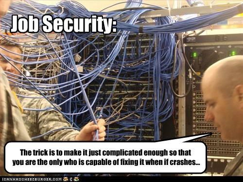 complicated,crash,job,security