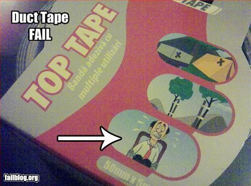 abduction duct tape g rated illustration packaging uses - 2697090816